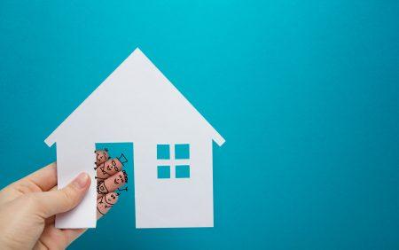 住宅ローンの公的融資と民間融資、フラット35とは
